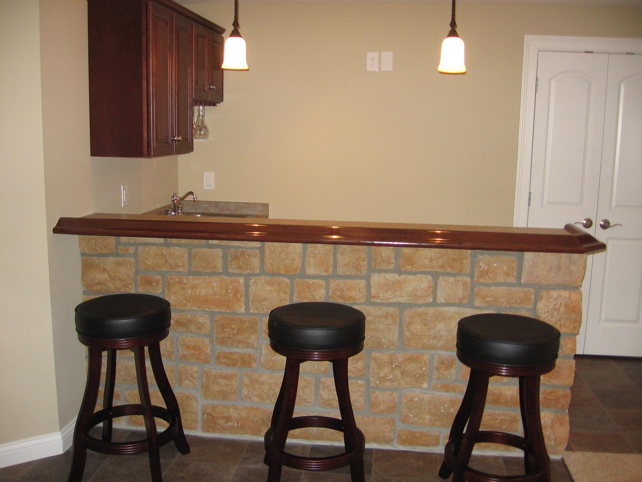 Terrific Home Bars For Basements Ideas New Basement Ideas - Golime.co