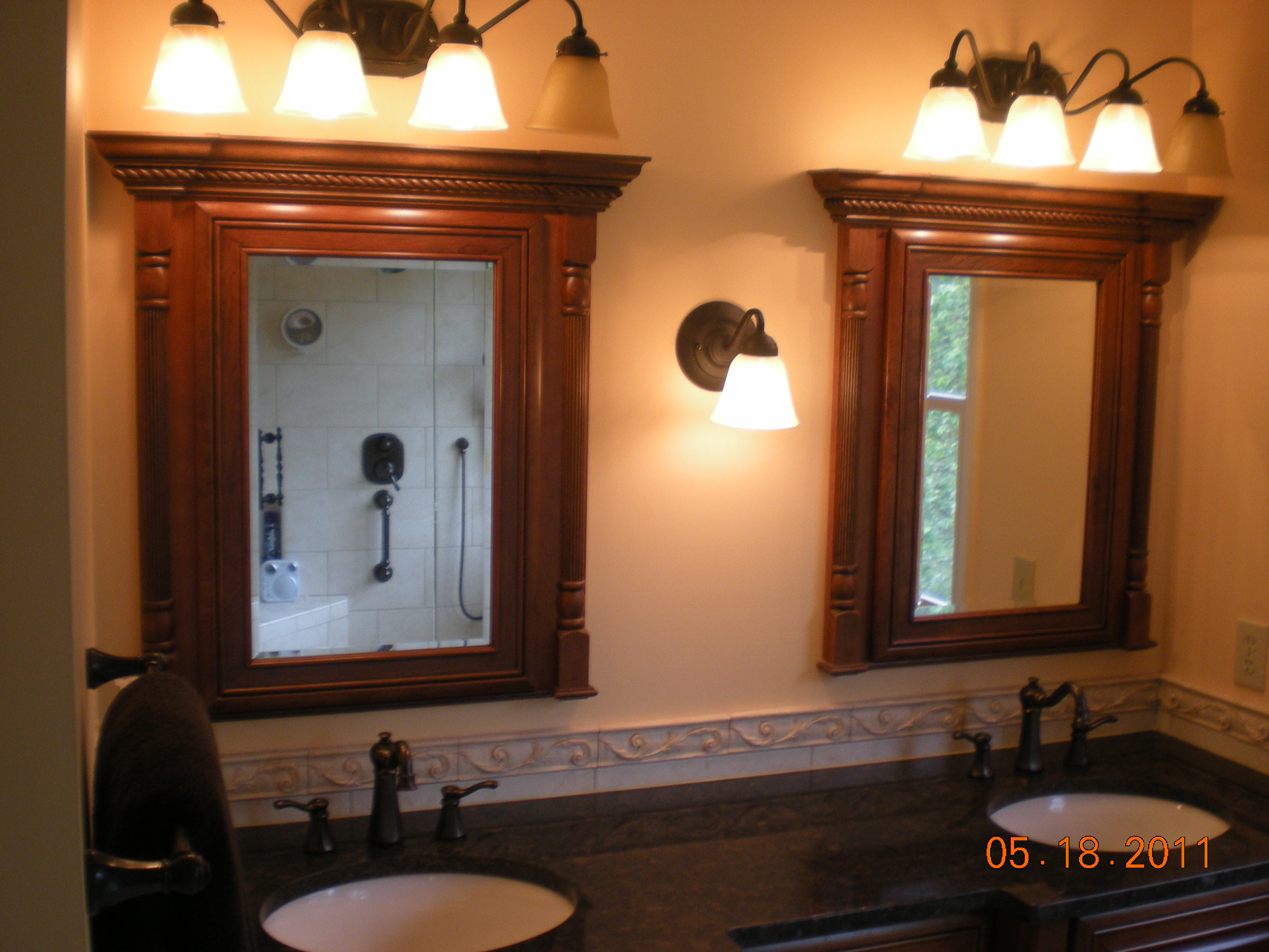 Baths « Combs Builders, Inc.